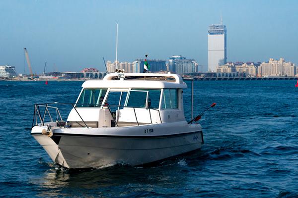 35ft yacht cruise