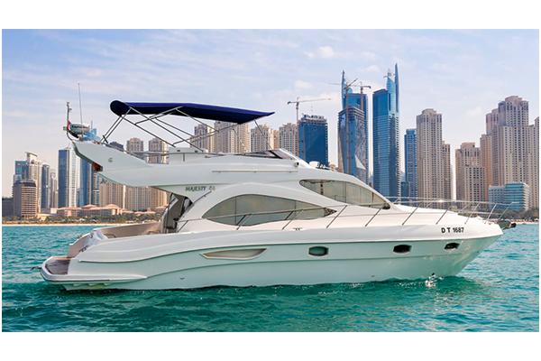 44ft yacht rental dubai
